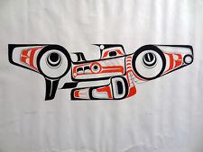 NORTHWEST COAST INDIAN ART by Duane Pasco Signed, numbered Ltd Ed PRINT 82/200