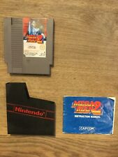 Nintendo NES - mega man 2  - manual included *tested*