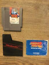 Nintendo NES - mega man 2  - manual included *tested*