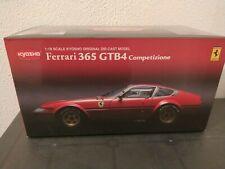 Ferrari 365 GTB4 Competizione  - Kyosho 1/18 - neuf