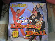 CLIFF RICHARD & THE YOUNG ONES - LIVING DOLL - WEA YZ65