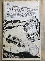 Back to the Future #16B VF 2017 Comic Book