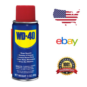 WD-40 Multi-Use Product, 3 OZ Free Delivery