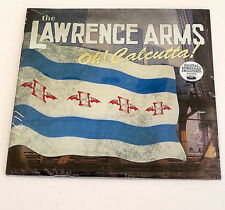 the LAWRENCE ARMS oh calcutta LP Vinyl Record SEALED , fat wreck chords , Punk