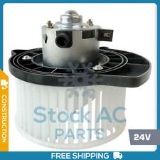 A/C Blower Motor fits Hitachi Excavator ZAX200-3, ZAX240-3, ZAX330-3