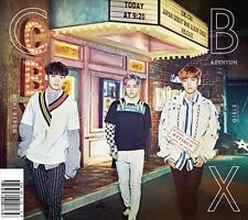 EXO-CBX Japan Debut Mini Album [GIRLS] (CD+DVD+PhotoBooklet) Limited Edition