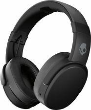 Skullcandy - Crusher Wireless Over-the-Ear Headphones - Black/Coral