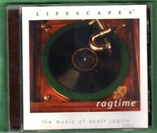 Ragtime - The Music Of Scott Joplin - Dirk Freymuth Lifescapes CD 2000 Jazz