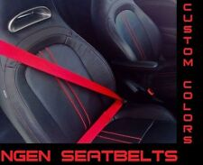 NGEN Custom Color Seatbelts (Front) for the 2012+ Fiat 500/500C/500T/Abarth