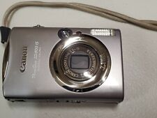 Canon PowerShot Digital ELPH SD800 IS 7.1MP Digital Camera