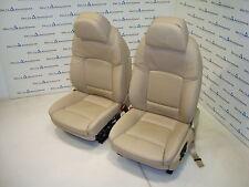 BMW F01 F02 F07 F10 F11 Vordersitze Komfortsitze Sitze Leder NAPPA VENETOBEIGE