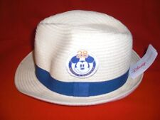 DISNEY STORE MICKEY MOUSE FLOPPY FEDORA BOYS/KIDS HAT SIZE XXS/XS (2-3) NEW W/T