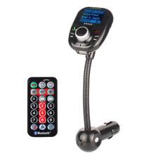 F01 LCD KFZ MP3 Player FM Transmitter Bluetooth Freisprechanlage TF USB Aufladen