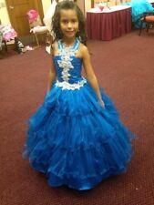 Girls Pageant Dress