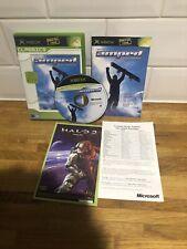 Original Xbox Konsole Spiele Klassiker Amped Freestyle Snowboarding komplett sehr guter Zustand.