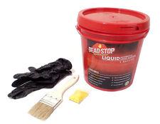 1 Gallon Dead Stop Acoustic Dampning Liquid Vibration Damping Sound Deadener