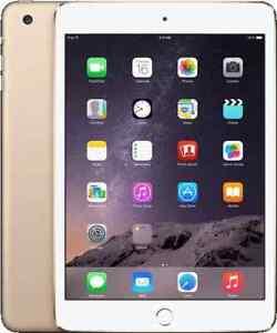 Apple iPad mini 4 (A1538  4.Genaration )128GB + Wi-Fi - Gold