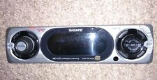 Sony Cdx-Ca700X Faceplate Only Tested