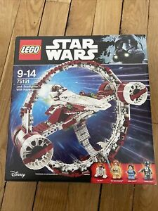 Lego Star Wars 75191 Neuf