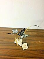 Sculpture Paul Langton Metal Art MCM Brutalist butterfly Mid Century Mod
