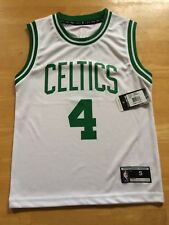 31503ce8e Isaiah Thomas NBA Boston Celtics Home White Player Replica Jersey Youth  (s-xl)
