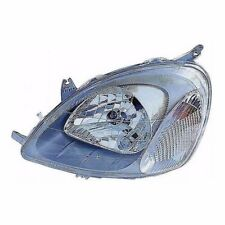 For Toyota Yaris Mk1 Exclude Verso 1999-7/2003 Headlight Lamp Left Side NS