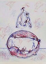 "Max Ernst Original Lithograph from XXe Siecle ""Après moi le"""