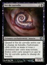 MTG Magic JOU - (2x) Brain Maggot/Ver de cervelle, French/VF