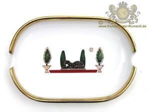 Original Aschenbecher von Cartier - La maison de Louis
