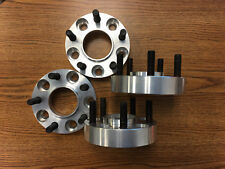 """4- 1.25"""" Wheel Adapters Spacers Bolt-on 5x120 72.56 for BMW Range Rover 14x1.5mm"""