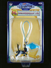 Blue Exorcist Ao no Mascot Figure Strap Key Chain official Ichiban Kuji Kuro New