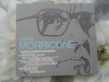 ENNIO MORRICONE - 2 CD DIGIPACK COMPILATION COLONNE SONORE - COME NUOVO
