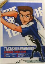 The Prince of Tennis Clear Trading Card Takashi Kawamura
