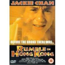 RUMBLE IN HONG KONG Jackie Chan Kung-Fu Martial Arts Action Thriller DVD *EXC*
