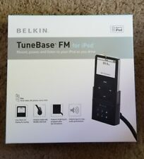Belkin Tune Base FM Transmitter for iPod
