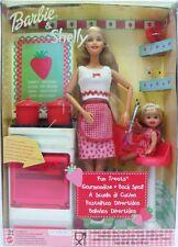 """MATTEL 55578 BARBIE - """"Barbie e Shelly a scuola di cucina """""""