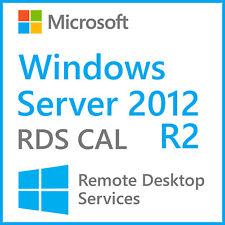 Remote Desktop Services License Windows Server 2012 | 2012 R2 RDS CAL 10 USER