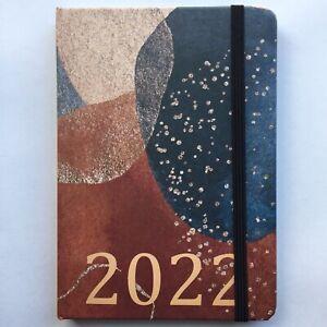 Taschenkalender 2022 Planer Timer Kalender A6, Motiv: Kunst / Art