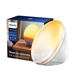Philips SmartSleep Wake-up Light, Colored Sunrise and Sunset Simulation, 5