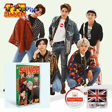 NEW SHINEE 5th Album 1 of 1 Limited Cassette Tape K-pop