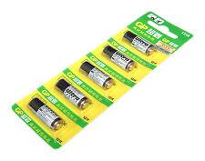 5Pcs GP 12V 23A  Super Alkaline Battery for Car Alarm-Remote 23AE MN21 A23 23GA