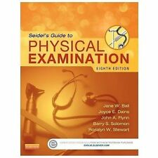 Seidel's Guide to Physical Examination by Rosalyn W. Stewart, Joyce E. Dains,...