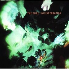 THE CURE: DISINTEGRATION REMASTERED CD NEW