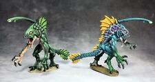 Tiik Warriors Reaper Miniature Dark Heaven Legends Aquatic Monster Fishman Melee