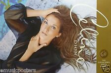 "Celine Dion ""The Collector'S Series Volume One"" U.S. Promo Album Poster-Pop Diva"