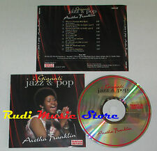 CD ARETHA FRANKLIN I giganti jazz & pop 2000 FAMIGLIA CRISTIANA lp mc dvd vhs