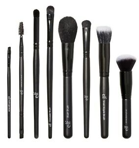 E.L.F. Cosmetics Brushes Many Types Contour Foundation Bronzing Concealer