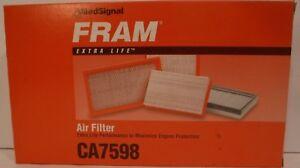 Fram CA7598 Air Filter For Buick Pontiac Oldsmobile Chevrolet Skylark Firefly