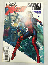 X-treme X-Men Savage Land #1 Comic Book Marvel 2001