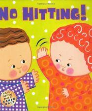 No Hitting!: A Lift-the-Flap Book (Karen Katz Lift-the-Flap Books) by Karen Katz